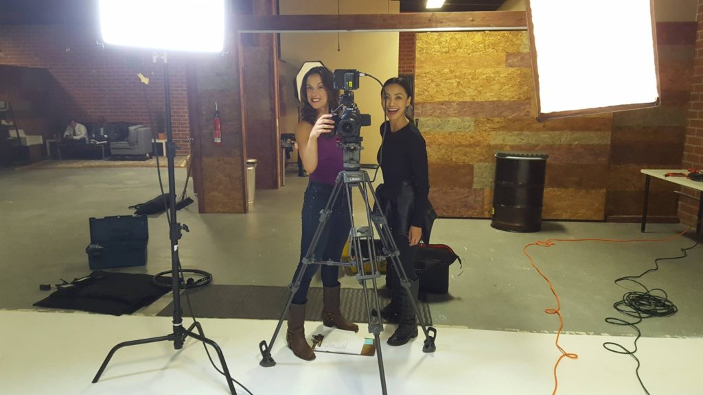 Actors Chelsey Rae and Levy Tran step behind the camera for a change.